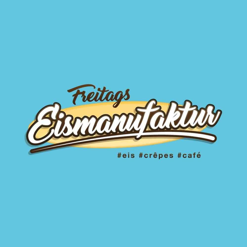 Freitags Eismanufaktur Logo