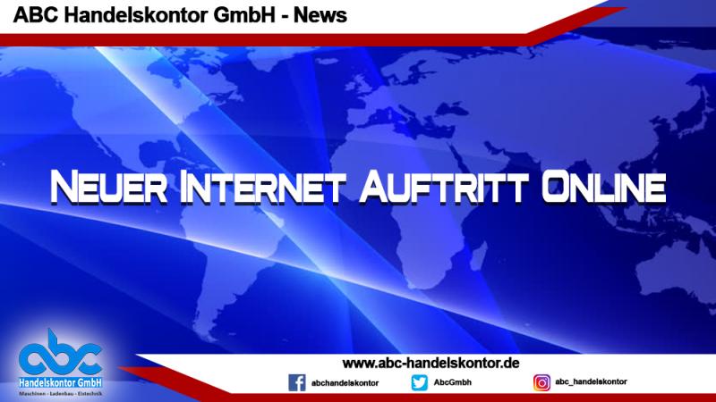 ABC Handelskontor mit neuem Internetauftritt